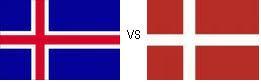 Kualifikasi Euro 2012 Iceland vs Denmark