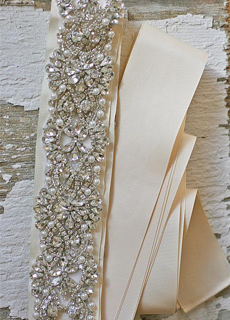 cintos de pedreria para vestidos de novia – vestidos de boda