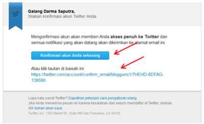 Cara Mudah Membuat Mendaftar Twitter