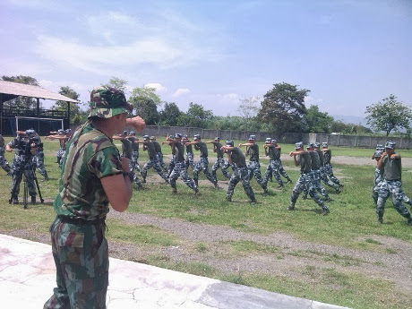 TNI AU dan PLA Airforce China Latihan Bersama Penanggulangan Teroris