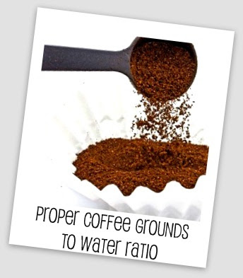 Coffee Makers & More: Brewing Coffee Measurements