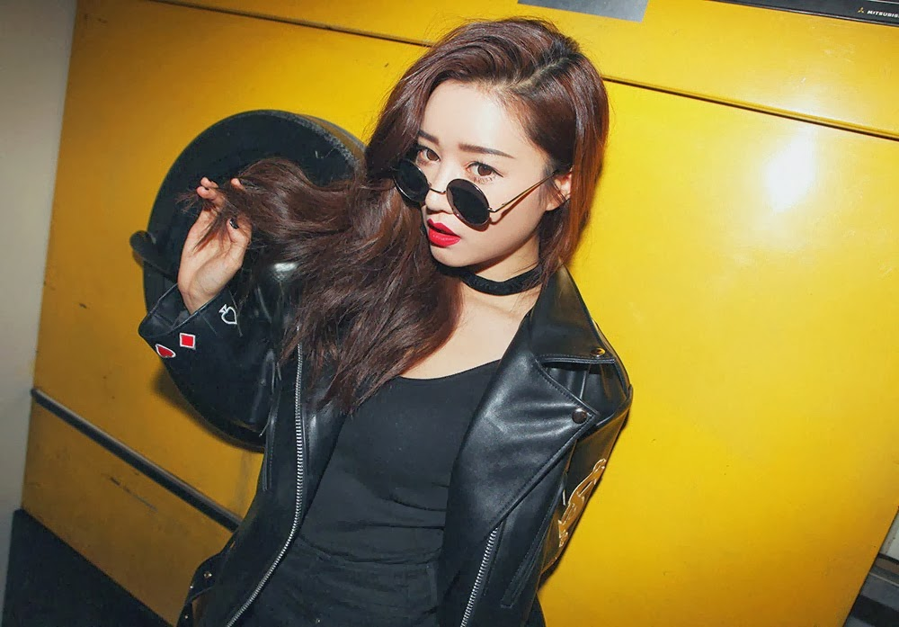 Park Sora Cool Hipster
