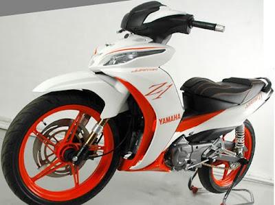 Modif Yamaha Z1