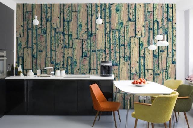 Papeles para la empapelar pared decorar tu casa es for Papel de empapelar paredes precios