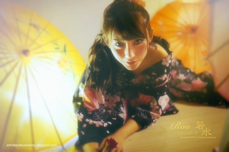 Nữ ca sĩ Nhật Bản xinh đẹp 4