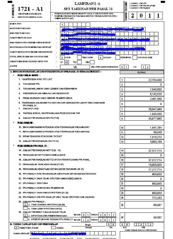 Sistem Penggajian (PAYROLL) | GAP (Godong Aplikasi)