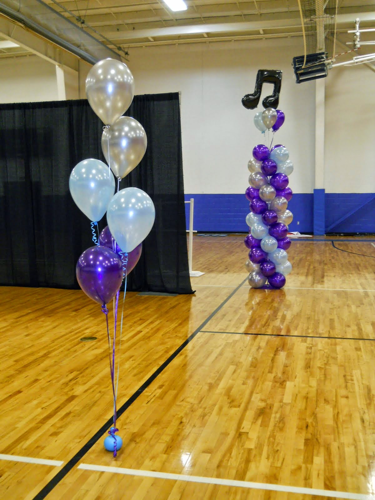 Balloon Decor by Celebrate the Day