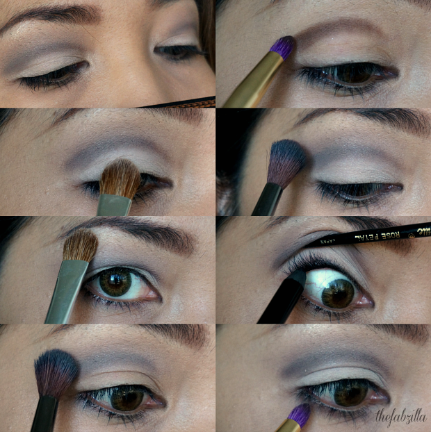 Makeup Hooded Eyes Teamhoodedeyes Thefabzilla