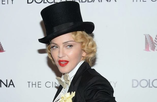 Madonna with daughter