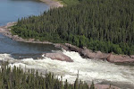 Muskrat Falls Information  (Click the Pic)