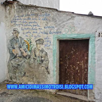 il postino massimo troisi pablo neruda murales orgosolo nuoro