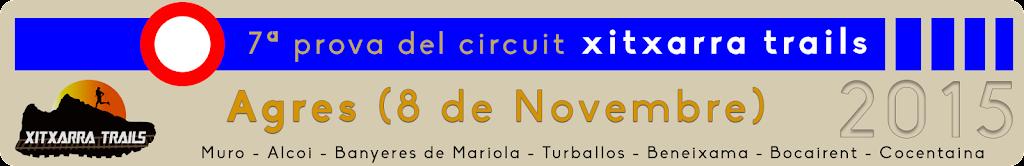 7ª PRUEBA PUNTUABLE CIRCUIT XITXARRA TRAILS