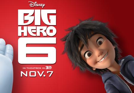 Big Hero 6: NYCC Trailer & New Poster