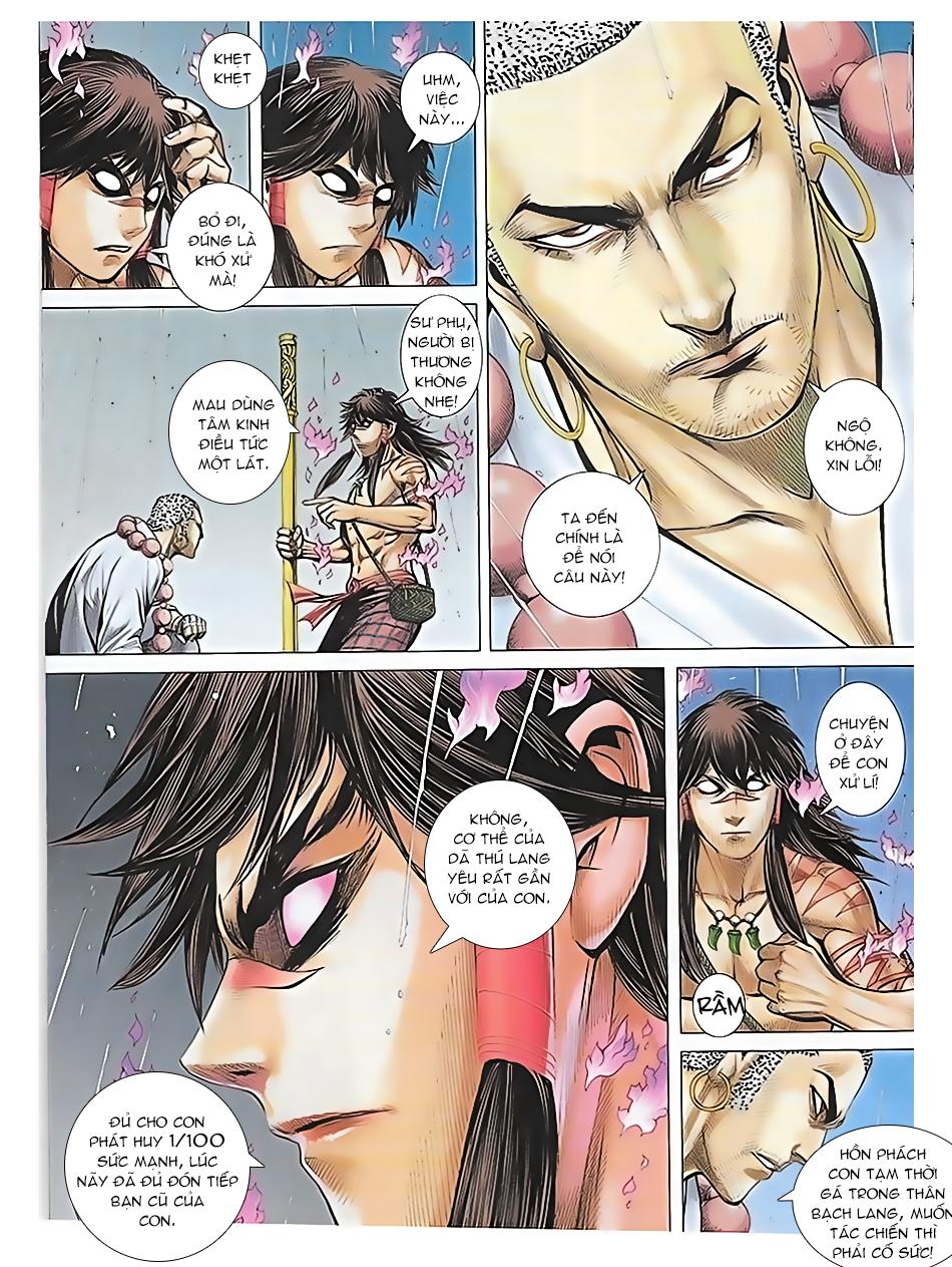 Tây Du chap 34 Trang 11 - Mangak.info