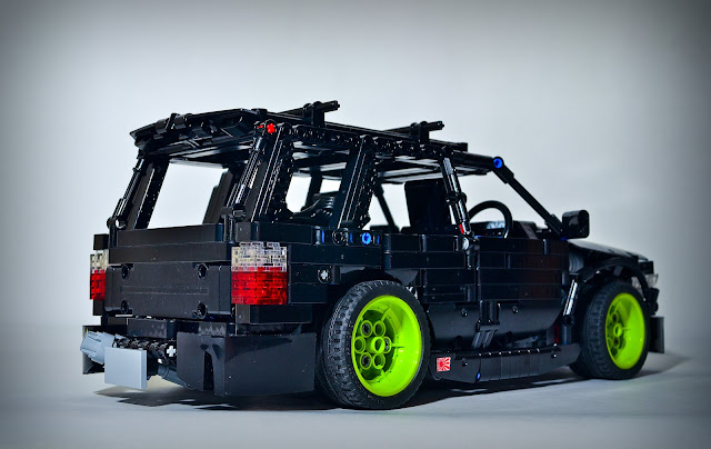 filsawgood lego technic creations lego technic subaru forester. Black Bedroom Furniture Sets. Home Design Ideas