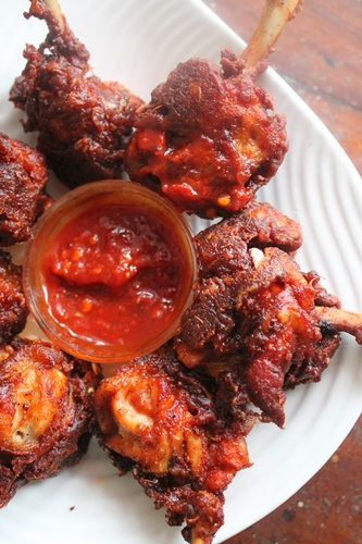 ... : Chicken Lollipop Recipe / Restaurant Style Chicken Lollipop Recipe