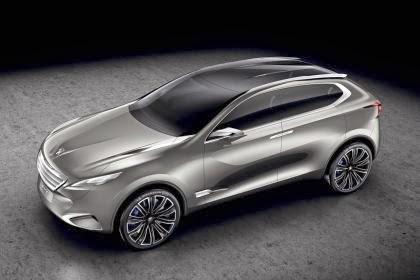 El Peugeot 6008 saldría al mercado en 2015