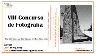 VIII Concurso de Fotografia de História do Colégio de Amorim
