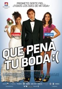 Qué pena tu boda película online en español gratis