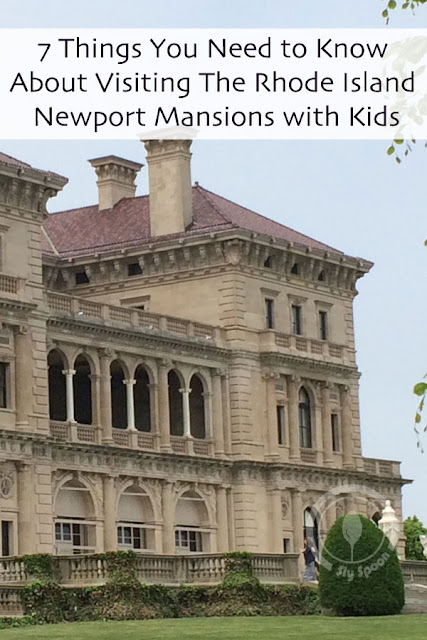 7 Things You Need to Know About Visiting The Rhode Island Newport Mansions with Kids