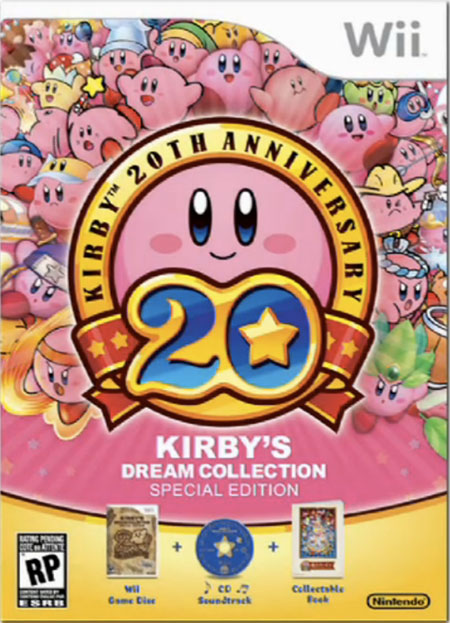 kirby incluye los siguientes titulos kirby s dream land game boy kirby
