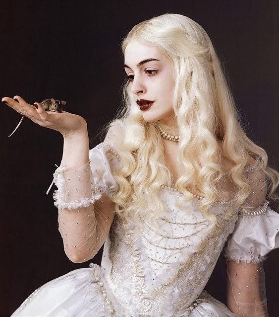La Reina Blanca.