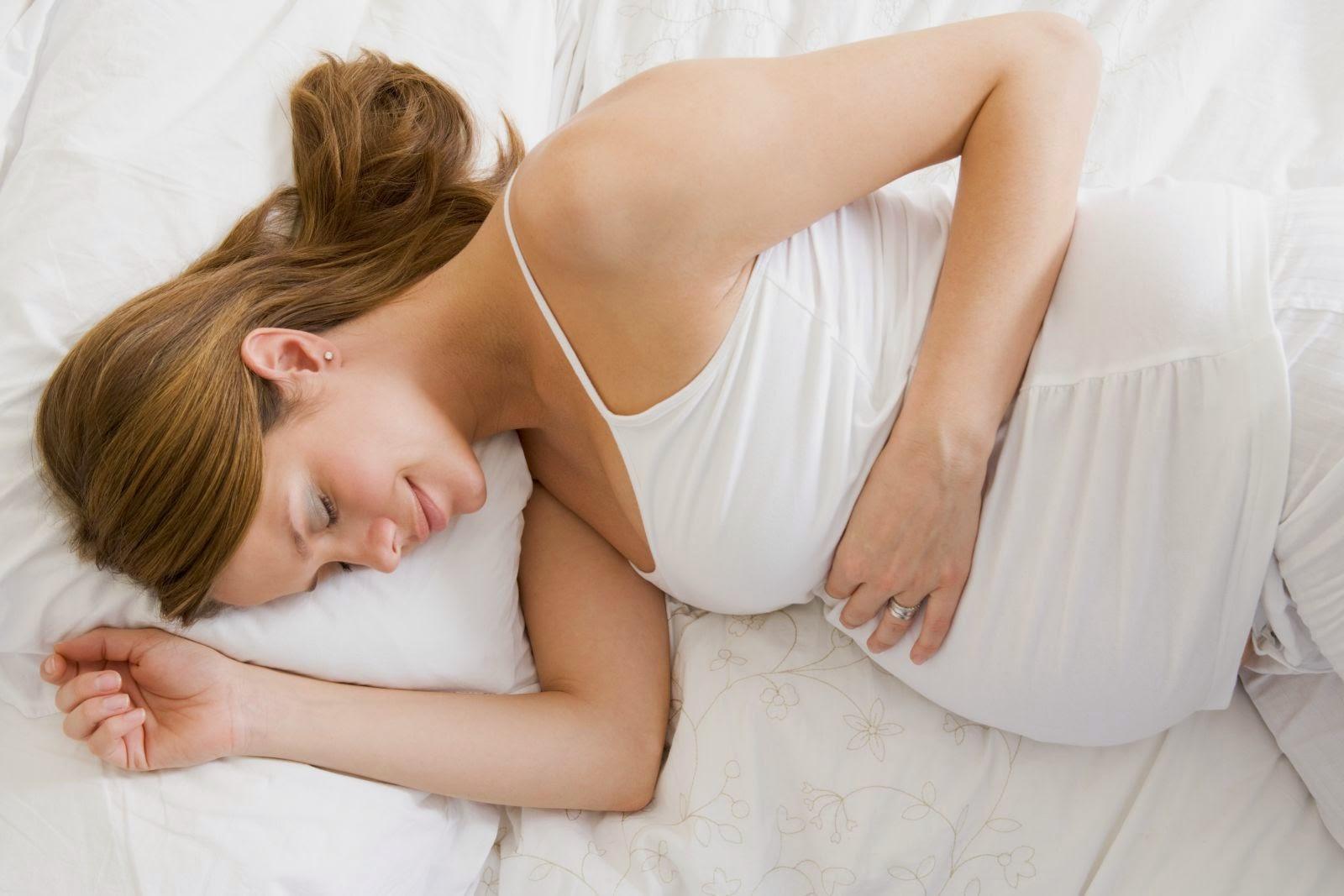 Почему беременным не спится