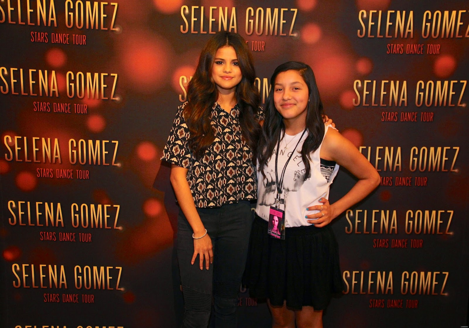 Selena gomez style stars dance world tour meet greet houston selena gomez style m4hsunfo