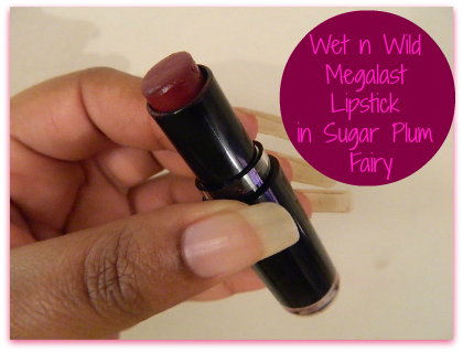 Monday Matte Mouth in Sugar Plum Fairy - So She Writes by Miss Dre ...