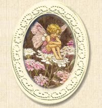 Hadas y duendes del jardín