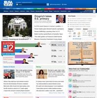 Американская газета он-лайн