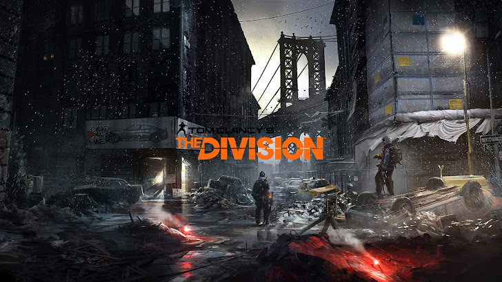Tom Clancys The Division Art