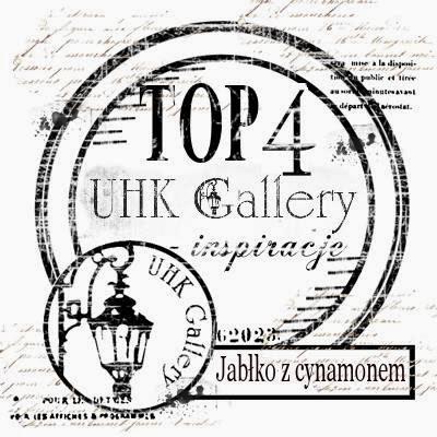wyróżnienie przez UHK Gallery