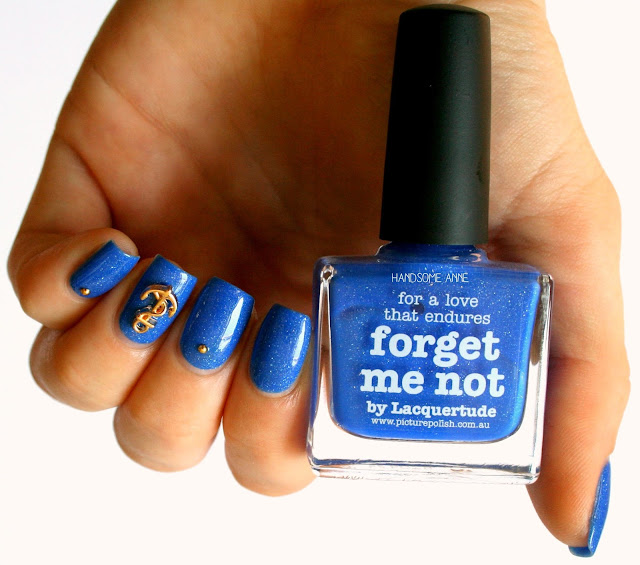 Picture Polish - Forget Me Not