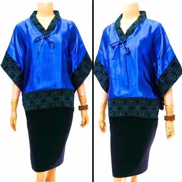 Baju Batik Kelelawar