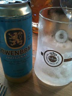 Lowenbrau Bier