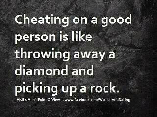 Funny Bitchy Quotes: Cheating man