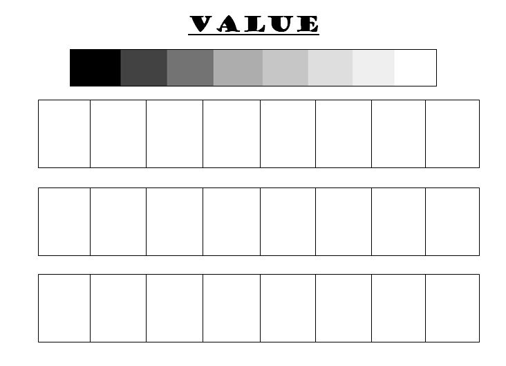 Printables Value Scale Worksheet value scale worksheet abitlikethis the second class i gave them following worksheet