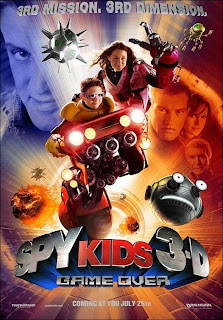 Ver online: Mini espías 3: Fin del juego (Spy Kids 3D: Game Over) 2003