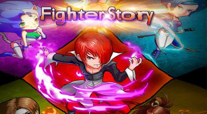 Fighter Story Gameplay Android