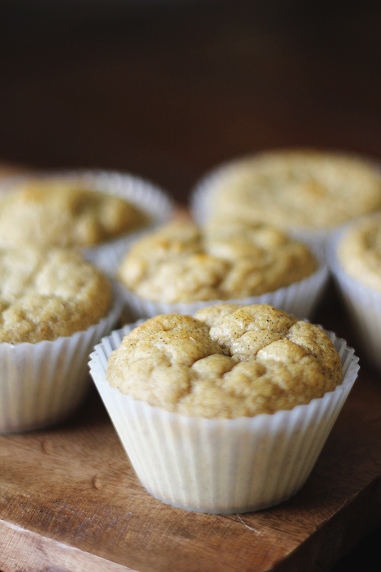 Change Your Way of Thinking: Banana Bread Protein Muffins