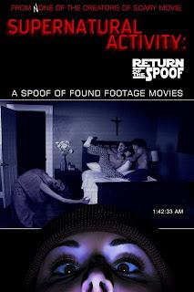 Ver online: Supernatural Activity (2012)