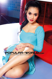 Putri Lana Model Popular Magazine Oktober 2012 Part (1)