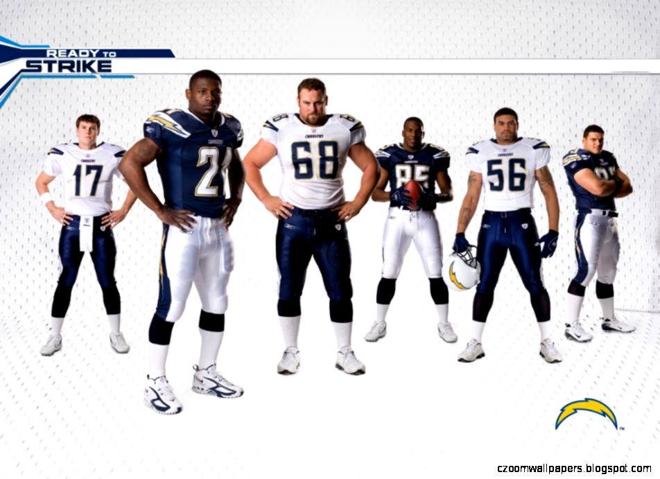 san diego chargers players photo