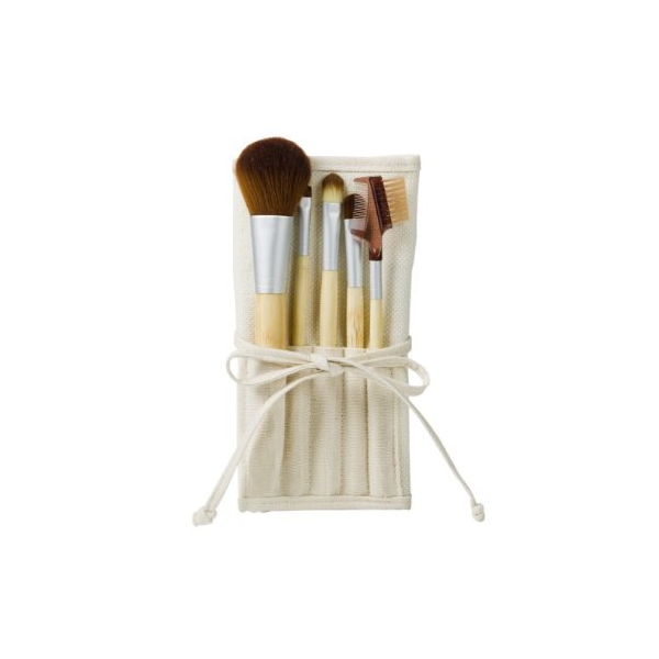 Bamboo Makeup Brushes5
