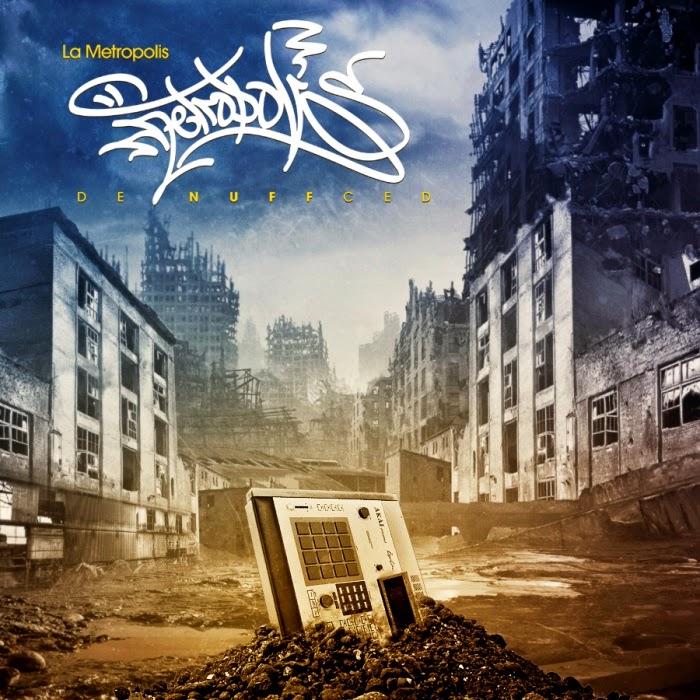 Nuff Ced - La Metropolis [2013]