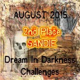 2nd Place Aug2015