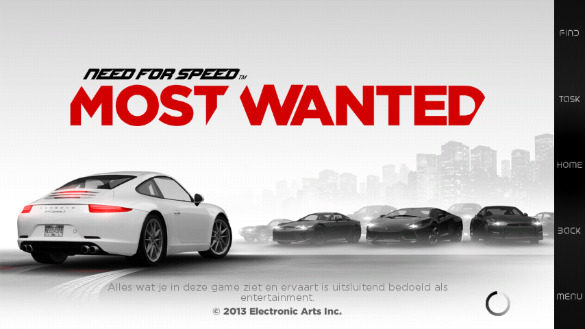 Download Need For Speed Most Wanted v1.0.50 (Apk Dan Data) Dunia Android