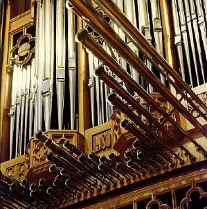 Assembly Hall Organ in Temple Square - SLC, UT