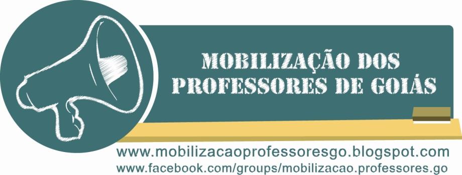 Mobilização dos Professores de Goiás